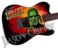 Metallica Kirk Hammett The Mummy Tele Guitar