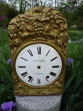 Mouvement de pendule XIX siècle, comtoise, horloge de parquet,horlogerie,