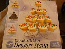 Wilton  Cupcakes & Dessert Stand / Tower. Holds 23 Cupcakes