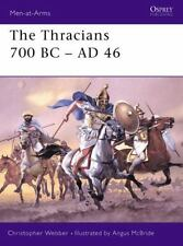 The Thracians 700 BC - AD 46, by Webber, Osprey, Men-at-Arms Series