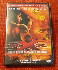 Xxx (Dvd, 2002, Widescreen Special Edition)☆Free Shipping☆