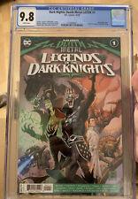 Dark Nights Death Metal LOTDK 1st Robin King CGC Graded 9.8 NM/MT DC Comics 2020