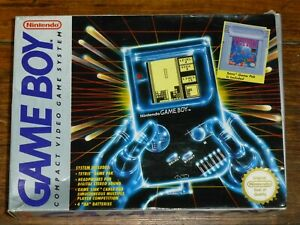Nintendo Gameboy, Boxed in working condition
