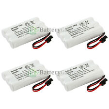 4 Cordless Home Phone Rechargeable Battery for Uniden BT-1005 BT1005 400+SOLD