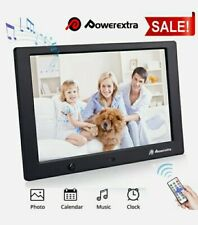 "10"" LCD Digital Photo Frame Electronic Picture Video Player Movie Album Dispaly"
