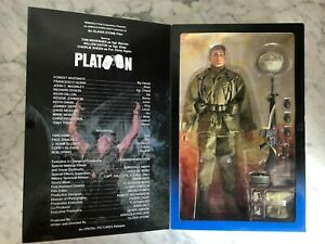 1/6th Scale Chris Taylor Charlie Sheen Platoon Movie Figure action man military