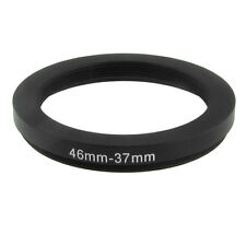 46mm-37mm 46mm to 37mm 46 - 37mm Step Down Ring Filter Adapter for Camera Lens