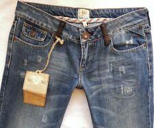 River Island Denim Boyfriend Ripped, Frayed Jeans for Women