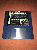 Amiga Power Cover Disk Issue 33 Globdule & Dogfight Vintage/Retro Gaming