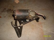 1967 1968 Ford Mustang WINDSHIELD WIPER MOTOR and BRACKET OEM