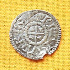 Medieval Silver Coin - Arpad Dynasty - Peter Rex Sigla Denar 1038-1041. R!