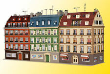 Vollmer 43780 ESCALA H0, häuserblock, 3 edificios # NUEVO EN EMB. orig. #