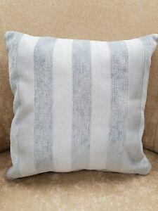 "Stripe Cushion Covers 14x14""(three Of)"