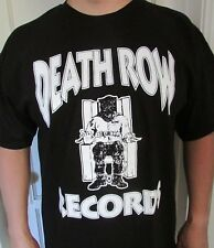 Death Row Records T-Shirt Black