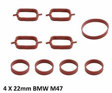 BMW INTAKE INLET  MANIFOLD GASKETS FOR M47  118D 120D 318D 320D 520D X3