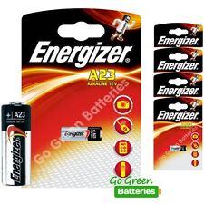 5 x Energizer A23 12V Alkaline Batteries MN21 23A LRV08 E23A K23A 8LR23 V23GA