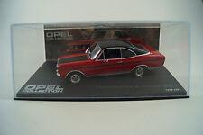 Modellauto 1:43 Opel Collection Opel Commodore A Coupe GS/E 1970-1970 Nr. 1