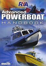 RYA Advanced Powerboat Handbook by Glatzel, Paul | Paperback Book | 978190643598