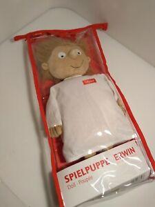 "Sigikid ""Rosi"" Erwin 17"" The Little Patient Plush Anatomy Doll (poupèe)"