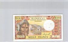 Djibouti 1000 Francs Non daté (1979) T.1 n° 01834846 Pick 37a