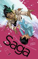 SAGA #28 (Image Comics) BRIAN K. VAUGHAN!!