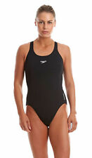 Speedo Ladies Endurance Medalist Swimsuit 38in Black