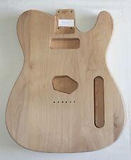 Cuerpo Guitarra Tele Aliso inacabado para pintar - Alder Body Tele unfinished