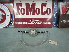1955 Ford Rechromed Power steering Horn Ring