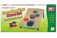 Royal Court My Outdoor Games Foldable Wooden Board Bean Bag Toss Game Set #NG