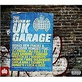 Ministry Of Sound - The Sound Of UK Garage (2 X CD ' Various Artists)