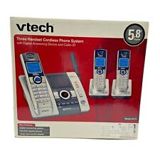 New! Vtech i6777 5.8GHz Cordless Phone Answering System - New in Package!