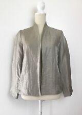 Eileen Fisher Open Jacket Blazer Women's Small Petite