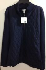 Croft & Barrow Women's Classic Separates Navy Seal Size 3X. New With Tags