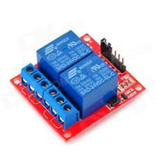 Module de relais 24V (dc,ac) 2 canaux Pour Arduino ou utilisation perso Neuf