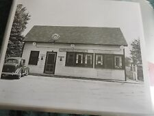 1949 The White Cottage Jericho Tpke Westbury Long Island LI NY Photo