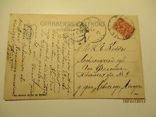 1913 RUSSIA BAICAL RAILWAY STATION DONO CANCELLATION , UNIC ???