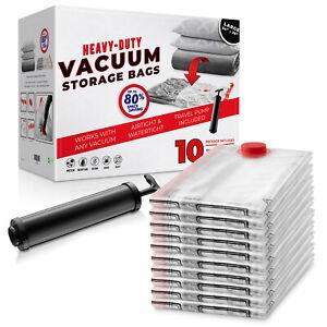 Large Vacuum Storage Bag Home Storage Bags For Sale Ebay