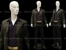 Male Fiberglass Abstract Style Mannequin Dress From Display #Mz-Joe2
