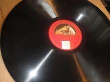 """78RPM 12"""" HMV 3 discs Sibelius Society, Kajanus, London Symphony 3 C Major E- E"""
