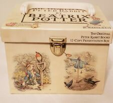 The World of Peter Rabbit  By Beatrix Potter. The Original and authorized 1987