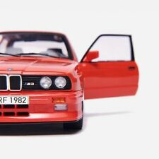 Ronnie Fieg's Kith BMW M3 E30 Red ORDER CONFIRMED