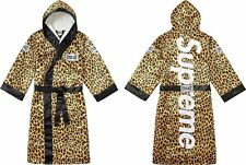 Supreme Everlast Satin Hooded Boxing Robe Size L Large F/W17