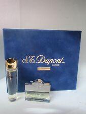 S.T. Dupont MINI Pour Femme EDP +MINI EDT Pour Homme Splash 0.17 Fl Oz UNISEX