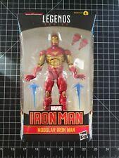 Hasbro Marvel Legends Iron Man Modular Armor 6in Action Figure