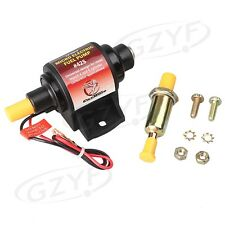 42S Electric Gasoline Fuel Pump Suitable for 12 Volt Negative System Ground Red