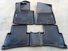 SALE HUSKY WEATHERBEATER FRONT & REAR BACK FLOOR LINERS for 2017 KIA Sportage