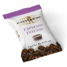 Miscela d'Oro Espresso Intenso Capsules, Espresso Point Compatible, 100 ct