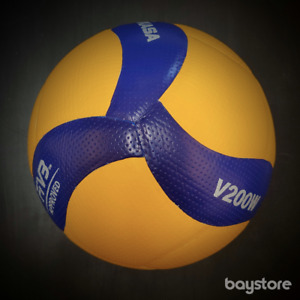 *Authentic* Mikasa V200W Volleyball | Brand New | No. 5 | FIV3 Approved
