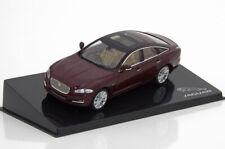 1:43 Ixo Jaguar XJ  Saloon redmetallic