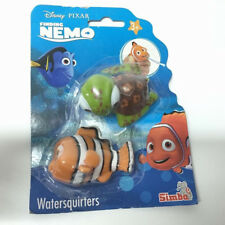 Disney Pixar Goldfish and Turtle  Water Squirters Simba Baby Toddler Bath toy